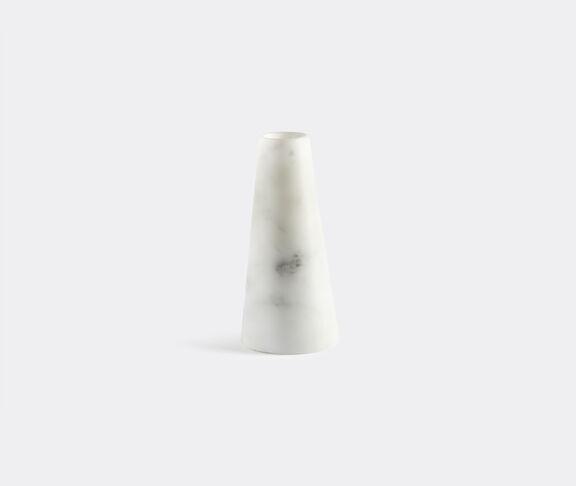 Atipico 'Tellus' candleholder, white