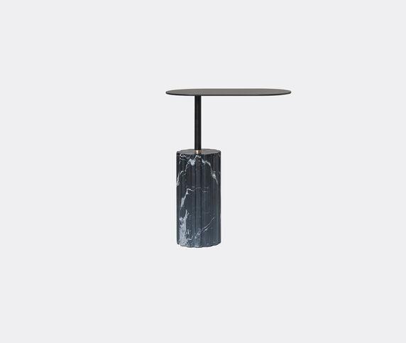 Aparentment 'Column' side table, black