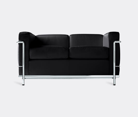 Cassina 'LC2' two-seater sofa