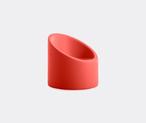 Diabla 'Lipstick' armchair, red