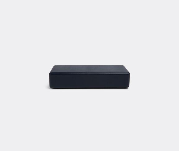 AYTM 'Theca' box, navy, medium