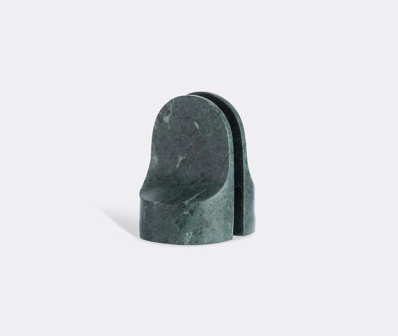 XLBoom 'Emoji' bookends, green marble