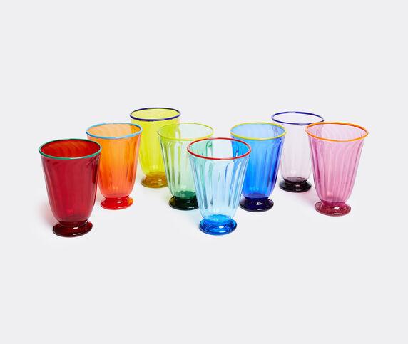 La DoubleJ 'Rainbow' glasses, set of eight
