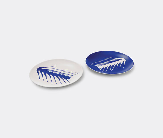 Cassina 'Arête' flat plates, set of two