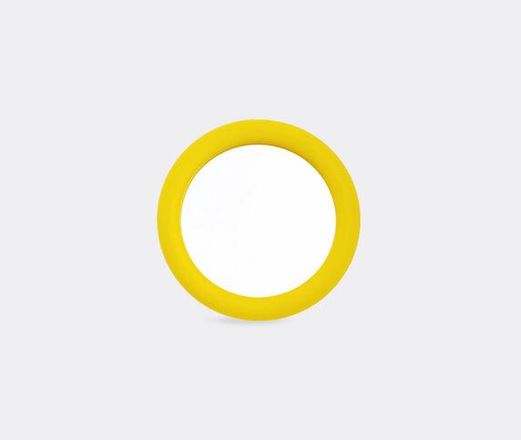 Raawii 'Duplum' mirror, yellow