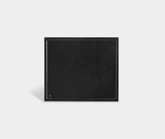 AYTM 'Sessio' tray, black, square