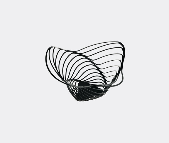 Alessi 'Trinity' centrepiece, black