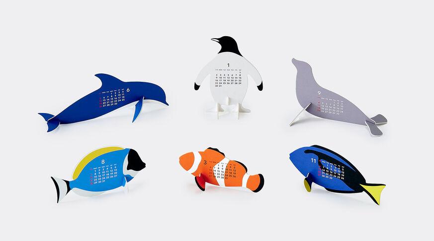 Good morning inc. Aquarium Calendar 2022 1