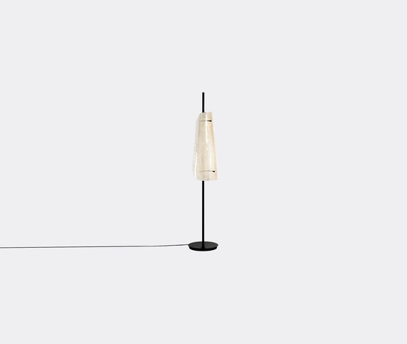 Pulpo 'Bent One' lamp, grey
