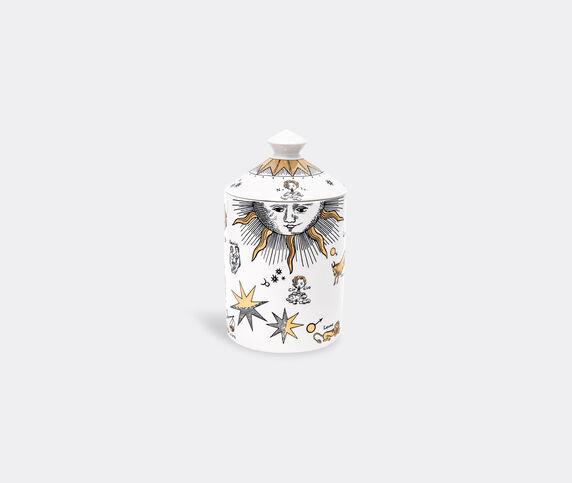 Fornasetti Profumi 'Astronomici Bianco' candle, gold, small