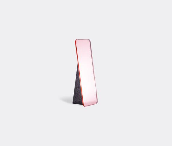 Pulpo 'Olivia' table mirror, pink