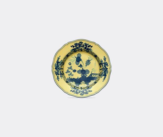 Ginori 1735 'Oriente Italiano' soup plate, citrino, set of two