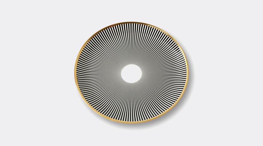 1882 Ltd Lustre Dinner Plate - Black Stripe  1