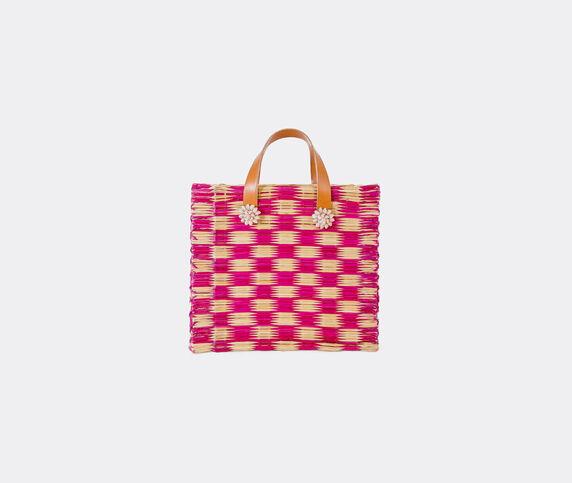 Heimat - Atlantica 'Tom Tom' tote bag, pink magenta