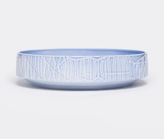 Bitossi Ceramiche 'Bolo F Celeste Craquelé'