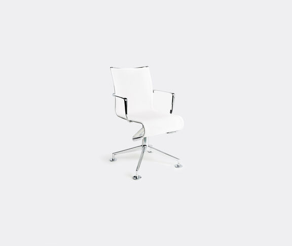 Alias Meetingframe 44 Swivel Chair, Chrome 2