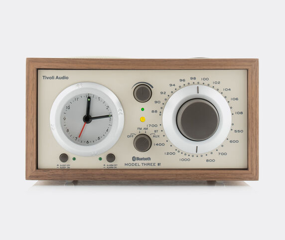 Tivoli Audio 'Model Three BT' beige, EU plug