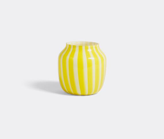 Hay 'Juice' wide vase, yellow