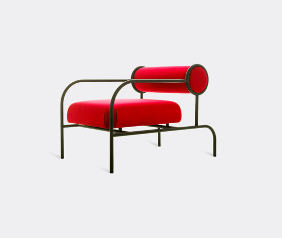 Cappellini 'Sofa With Arms', red