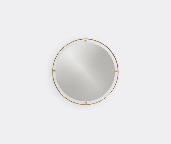 Menu 'Nimbus' mirror, polished brass
