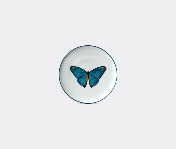 Les-Ottomans 'Insetti' plate, butterfly