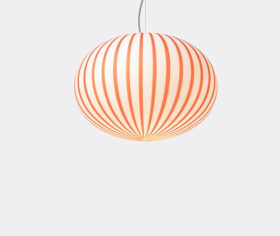 Established & Sons 'Filigrana Ellipse' light, M, white and red