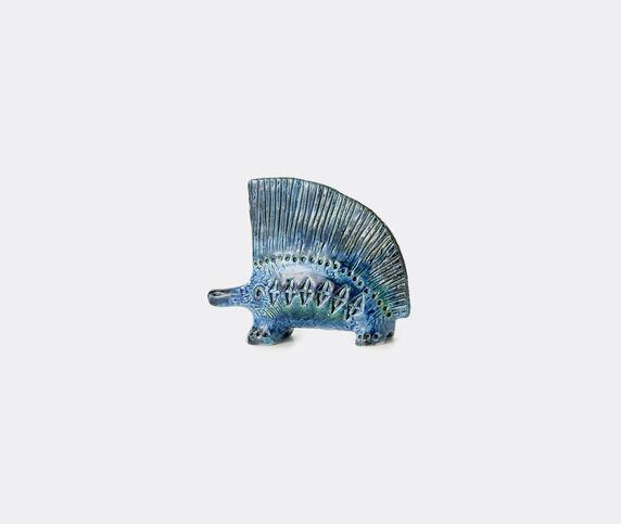 Bitossi Ceramiche 'Rimini Blu' porcupine figure
