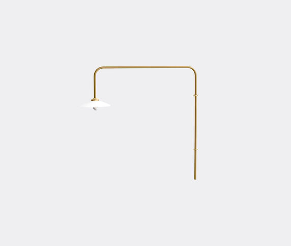 Valerie_objects 'Hanging Lamp N°5', brass