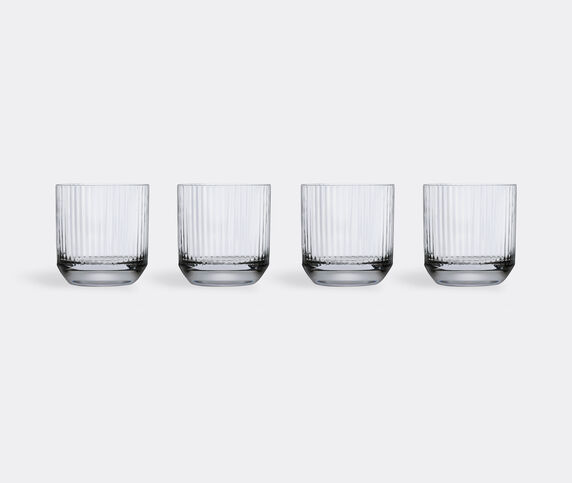 Nude 'Big Top' whiskey glasses, set of four