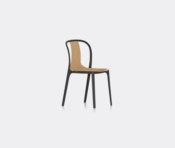 Vitra 'Belleville' chair, wood