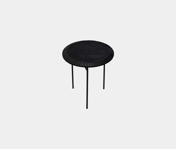 Zanat 'Piano' table, small, black on black