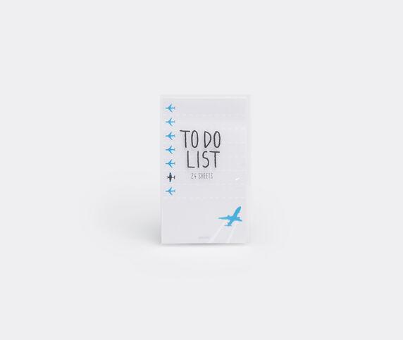 Midori Sticky to–do lists, airplane