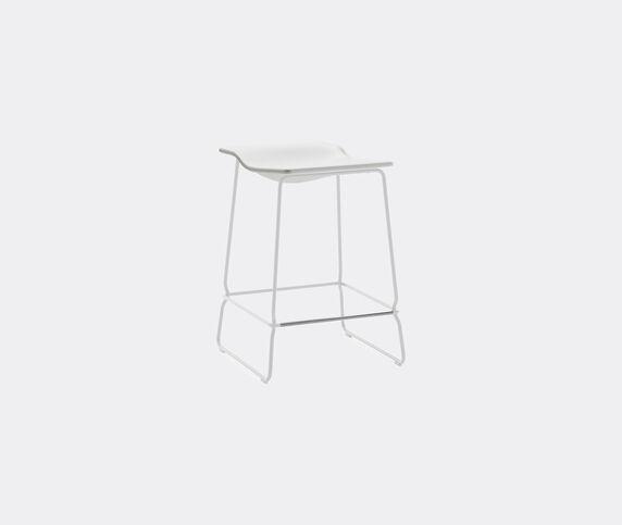 Viccarbe 'Last Minute' stool, medium, white