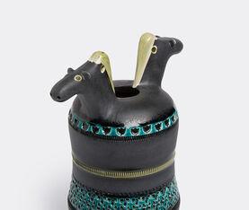 Bitossi Ceramiche Horse Heads Vase 3
