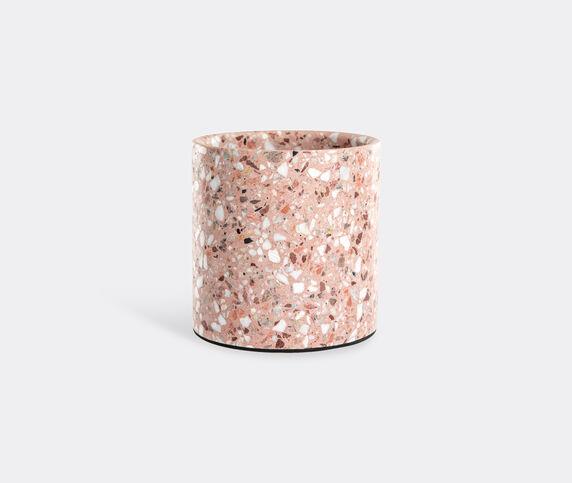 XLBoom 'Terrazzo' pot, red