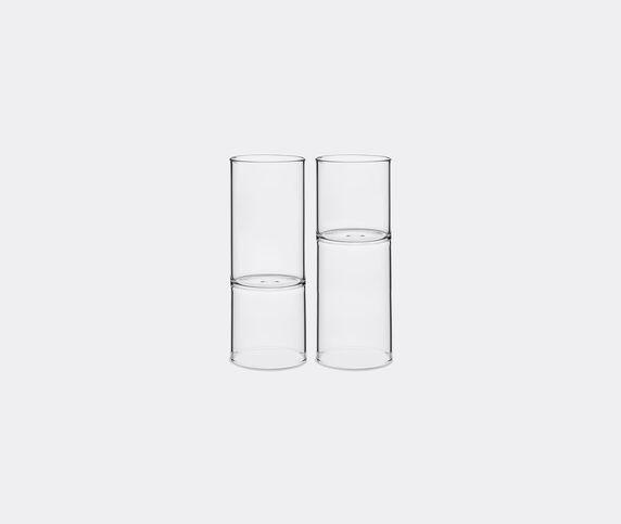 Fferrone Design 'Revolution' wine and water glasses, set of two