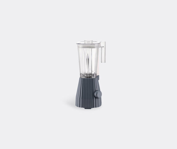 Alessi 'Plissé' blender, grey, EU plug