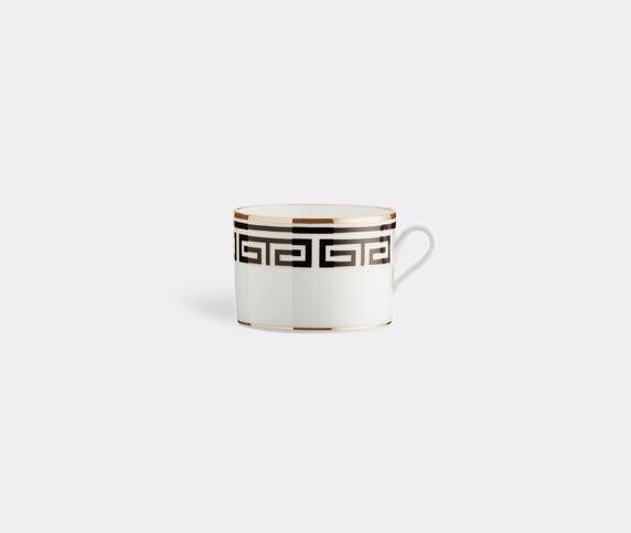 Ginori 1735 'Labirinto' teacup, set of two, black