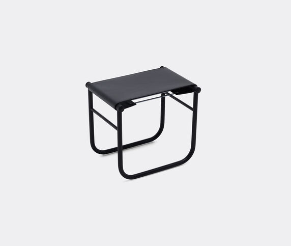 Cassina 'LC9' stool, leather