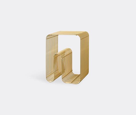 AYTM 'Curva' stool, gold