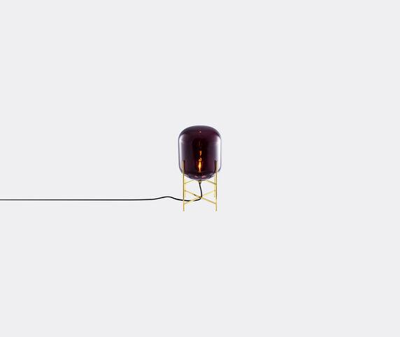 Pulpo Small 'Oda' light, aubergine