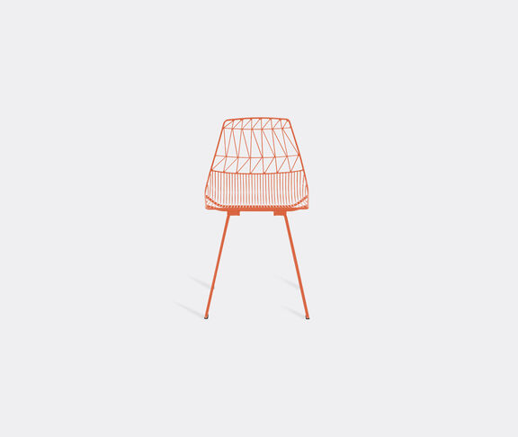 Bend Goods 'Lucy' side chair, orange