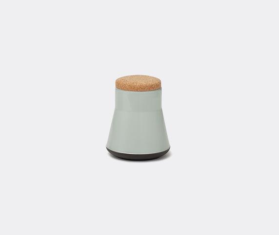 Established & Sons 'Store' jar, M, gloss grey