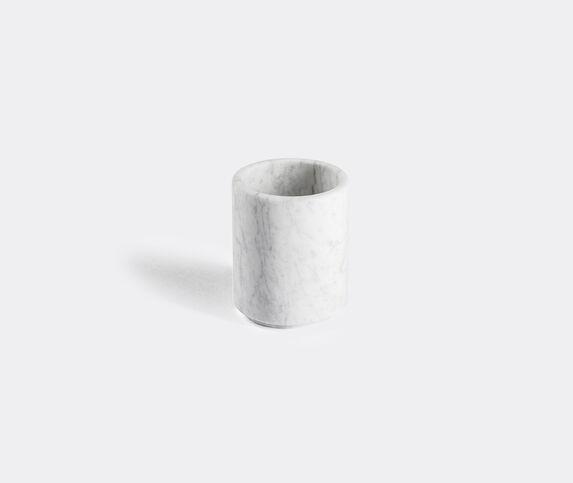 Salvatori 'Ellipse' container, white