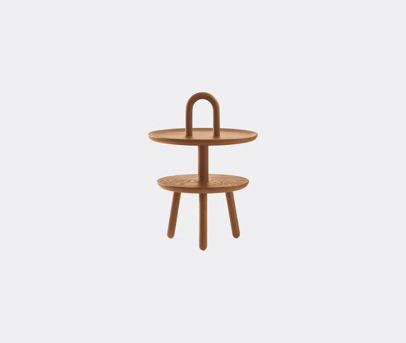Cassina 'Réaction Poétique' low table, brown