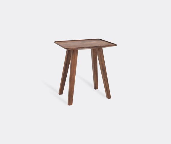 Schönbuch 'Nini' stool, oiled walnut