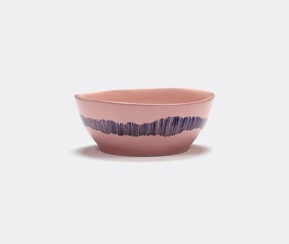 Serax 'Feast' bowl, pink, set of 4