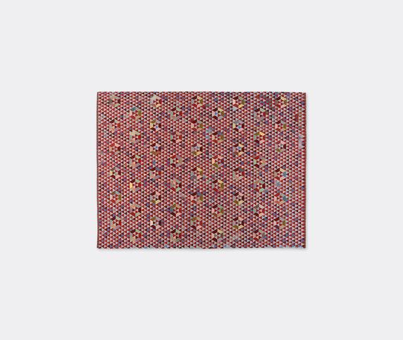Golran 1898 'Trianglehex' sweet pink carpet, large