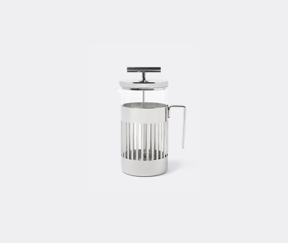 Alessi Press filter coffee maker or infuser, 8 cups set