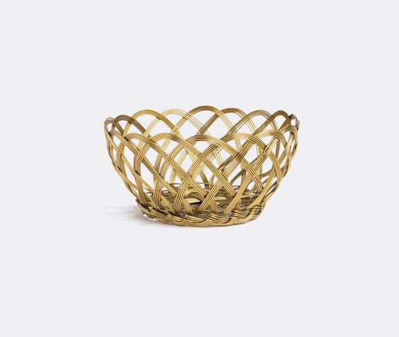 Bitossi Home Intreccio: Copper Basket 2